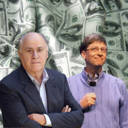 Bill Gates desbancado